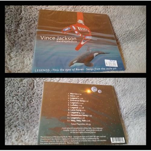 CD musique Amérindienne